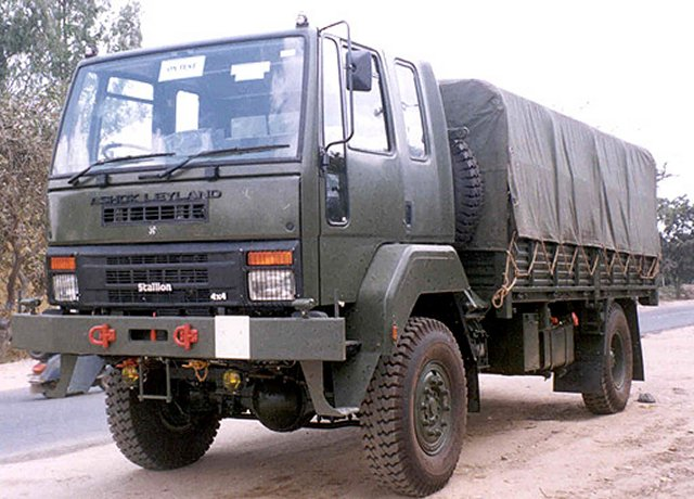 SAAB and Ashok Leyland to jointly manufacture Truck Simulators under the Make in India 640 001