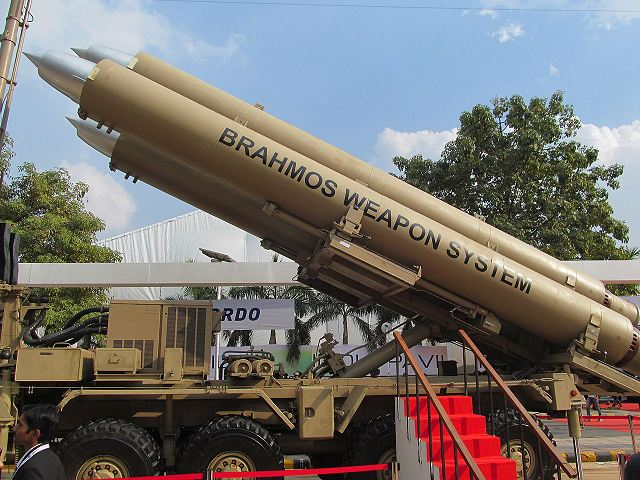 India has successfully test-fires upgraded variant of Brahmos land supersonic cruise missile 640 001