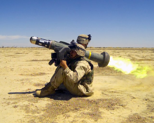 Qatar plans to purchase Lockheed Martin Javelin missile 640 001