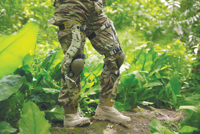 US Army and USMC to test Bionic Power's walking technology
