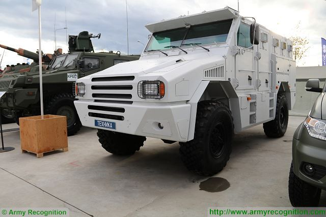Angola has ordered a large batch of KAMAZ and Ural military truck from Russia Gorets-M 640 001