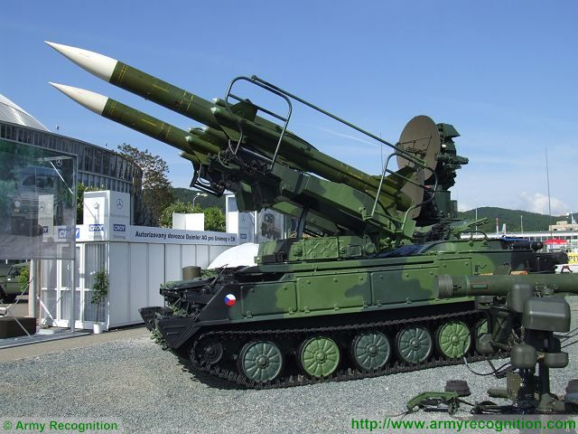 Czech army needs to replace Soviet-made SA-6 Gainful 2K12 with new air defense missile system 640 001