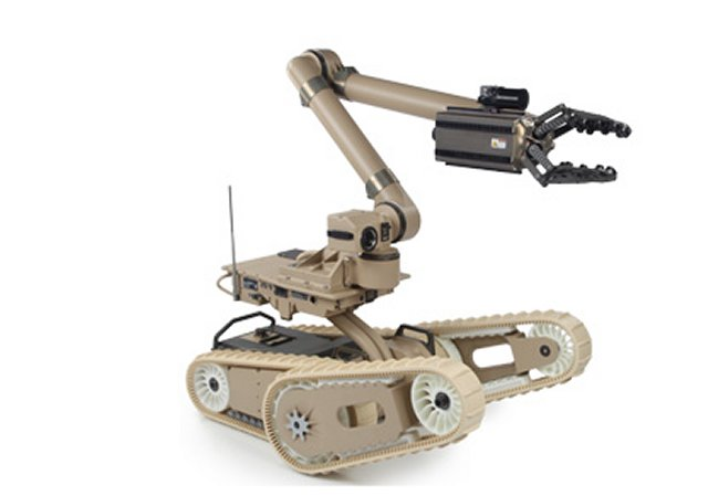 Endeavor Robotics completes move to new advanced robot development center 640 001