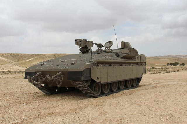 Israeli Ministry of Defense Director General, Gen. (res) Udi Adam, instructed the Directorate of Production and Procurement (DOPP) to purchase hundreds of additional Trophy active protection systems (APS), manufactured by Rafael.