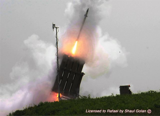 Israel would have sold Iron Dome air defense missile system to Azerbaijan 640 001