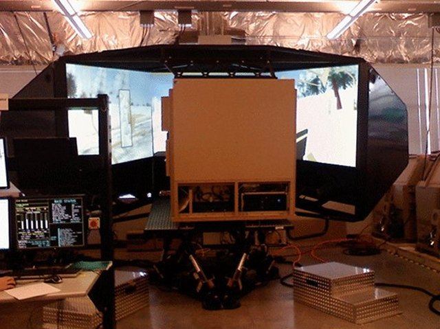 Leidos has won a prime U.S. Army contract for driver training simulation systems 002
