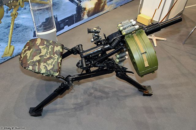 Russia`s Armed Forces are planning to bring the newest AGS-40 Balkan automatic grenade launcher (AGL) into service in 2017 after the completion of the relevant operational tests and evaluation (OT&E), according to the Director General of the Pribor scientific development and production center (a subsidiary of the Tekhmash Concern; the developer of Balkan), Yury Nabokov.