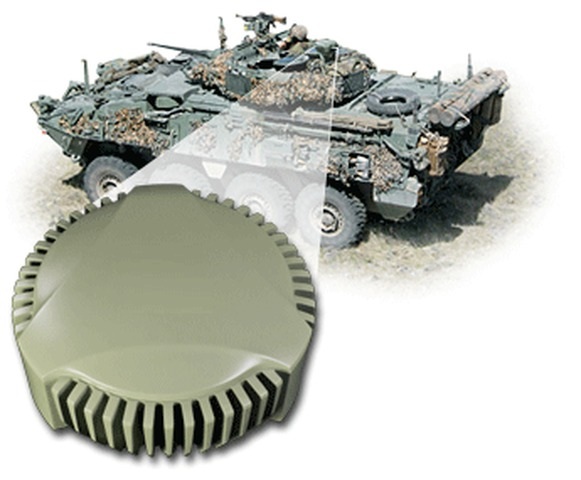 NovAtel s GPS Anti-Jam Technology tested by the Canadian Army on M777C1 Howitzer 640 002