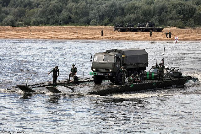 At military exercise Caucasus 2016 Russian armed forces tested latest river crossing equipment 640 001
