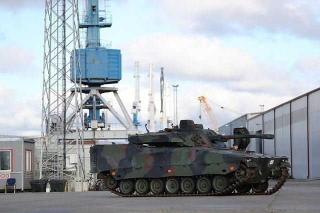 Danish CV90 Fighting Vehicles to be equipped with BAE Battle Management Systems