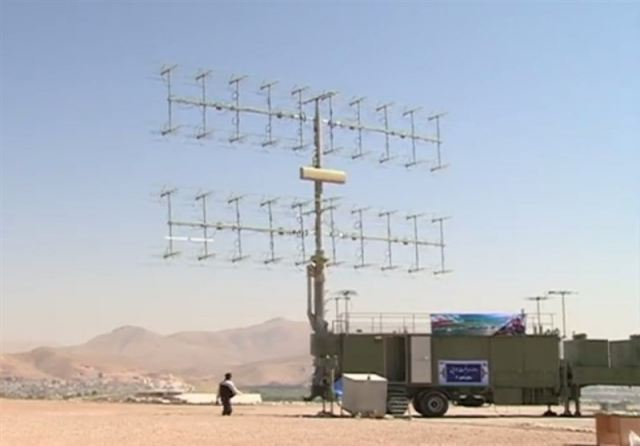 Iran unveils two new military radars dubbed Matla-ol-Fajr 3 and Meraj 4 640 001