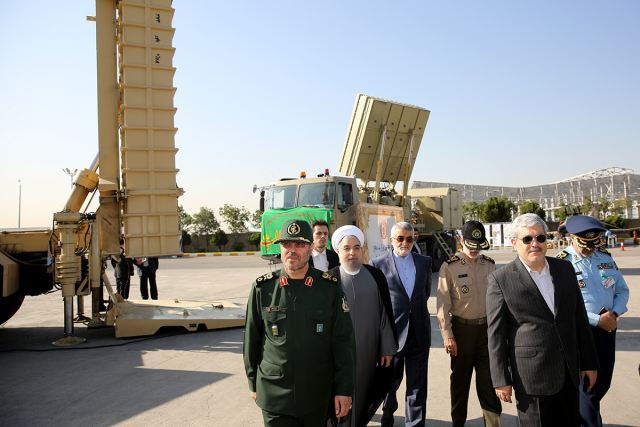 New Iranian-made Bavar-373 air defense missile system has greater range than Russian S-300 640 001