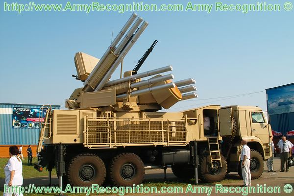 New targeting device to double Pantsir anti-aircraft range