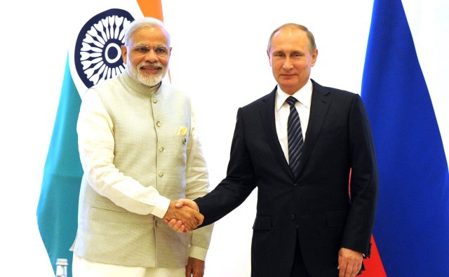 Russia and India signed several agreements to enhance their military-technical cooperation 72410161 004