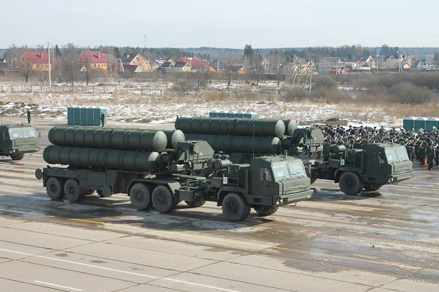 Deal on S-400 systems confirms dynamic development of Indian-Russian cooperation