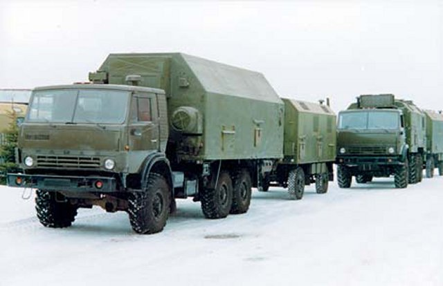 Russia will receive three Polyana-D4M1 command and control systems in November