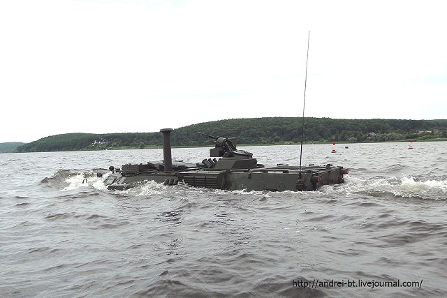 Indonesia Marine Corps could purchase new version of BTR-4 amphibious armoured from Ukraine 640 001
