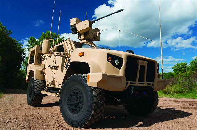 Oshkosh Defense to start production of JLTV Joint Light Tactical Vehicle for US armed forces 640 001
