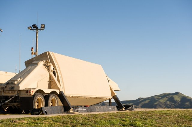 Raytheon to start transition to production planning of Gallium Nitride technology for AN TPY 2 radars 640 001