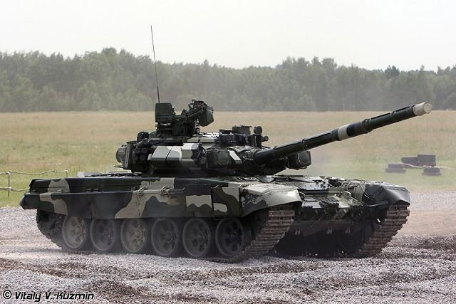 Russia eyes major-upgrade for its fleet of T 90A main battle tank 640 001