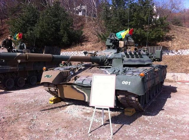 Russia may regain T-80U main battle tank and BMP-3 infantry fighting vehicle from South Korea 640 001