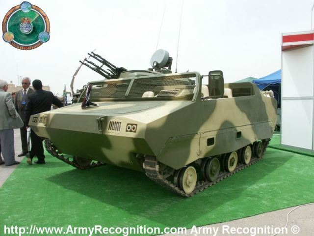 Russian Ministry of Defense to continue test of Belarus 3T tracked all-terrain vehicle 640 001