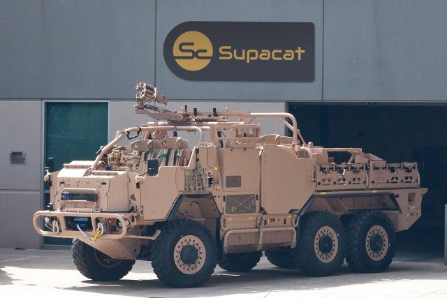 Supacat to provide New Zealand-Special Forces with new high mobility vehicles 640 001