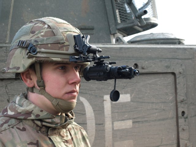 Night vision and thermal imaging equipment developed by British company, Thermoteknix Systems Ltd., has been tested by the UK defence forces during the Army Warfighting Experiment (AWE) 2017 at the MOD Salisbury Plain Training Area.
