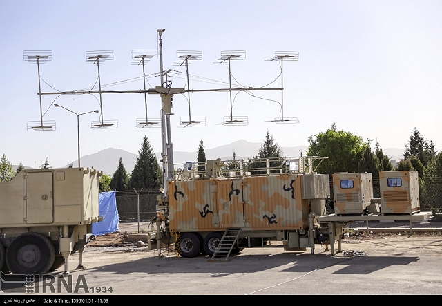 Iran has unveiled 12 advanced defense projects and products in the areas of radar systems and air transportation designed and manufactured by Iranian experts. These new equipment were unveiled in a ceremony on Thursday, April 20, 2017 during a visit to the southern city of Shiraz by Iranian President Hassan Rouhani.