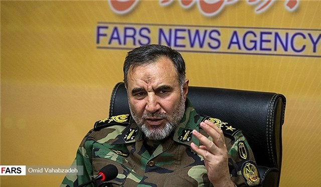 Iranian Ground Force Commander Brigadier General Kioumars Heidari announced that the country exports different types of sniper guns to foreign states, and said the Army's Airborne helicopters are being equipped with night vision systems.