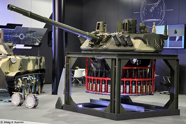 Russia`s Instrument Design Bureau (Russian acronym: KBP, a subsidiary of the High-Precision Weapons Holding) has developed the Bakhcha-U combat turret that drastically increases the capabilities of IFVs, according to the High-Precision Weapons` corporate newspaper issued at the LIMA 2017 (Langkawi International Maritime and Aerospace 2017) exhibition in Malaysia.