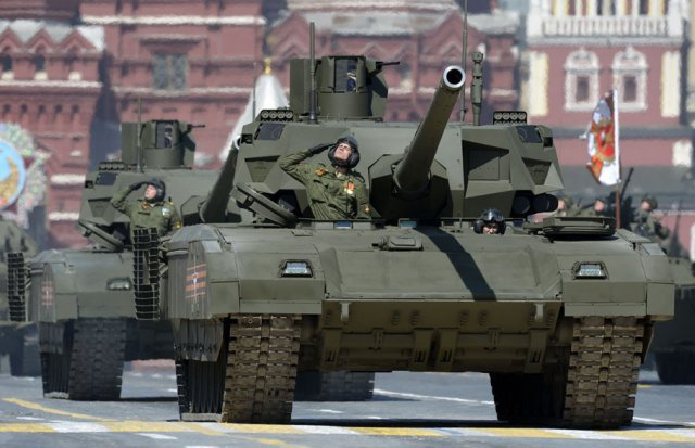 The field trials of Russia's most advanced Armata tank are proceeding on schedule and without complications, Russian Deputy Prime Minister Dmitry Rogozin told TASS on Thursday.