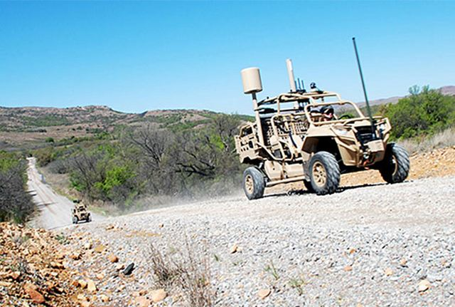 "The new ""Hunter"" and ""Killer,"" was undergoing testing during the 2017 Maneuver Fires Integrated Experiment (MFIX) from April 3 to 13, here at Fort Sill. The vehicles resemble a dune buggy -- a large-wheeled vehicle designed for various types of terrain. But the Hunter and Killer are also designed to track aircraft, perform three-dimensional fires targeting and provide other capabilities."