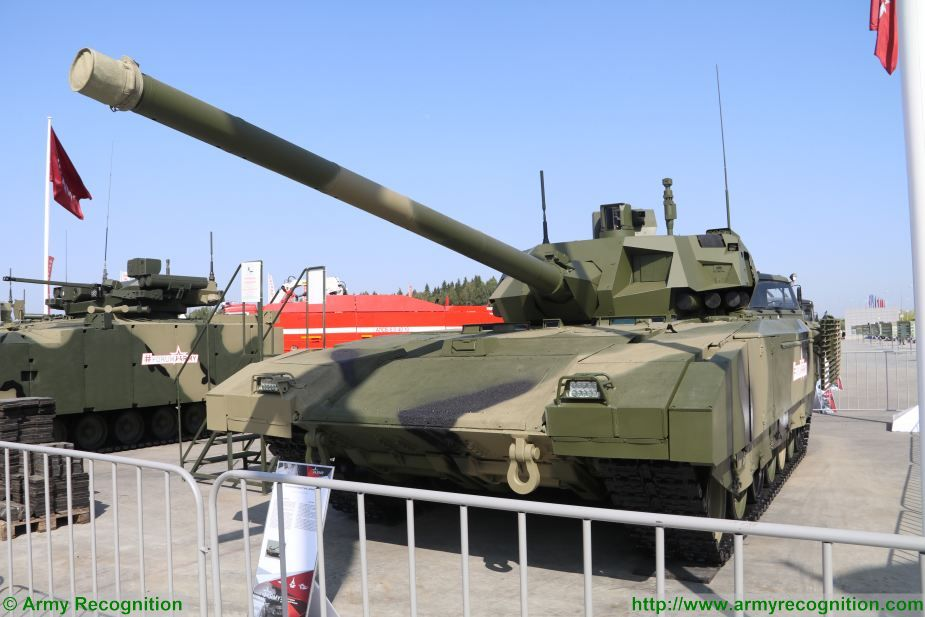 During Army-2017, the International Military Technical Forum, Russian Deputy Defense Minister Yury Borisov has announced a plan for the delivery of 100 T-14 Armata main battle tanks (MBTs) Russian armed forces by 2020.