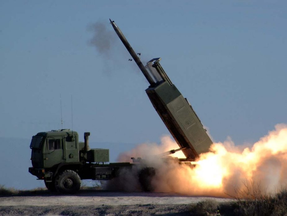 US State Department approves military sale to Romania for HIMARS Artillery System 640 001