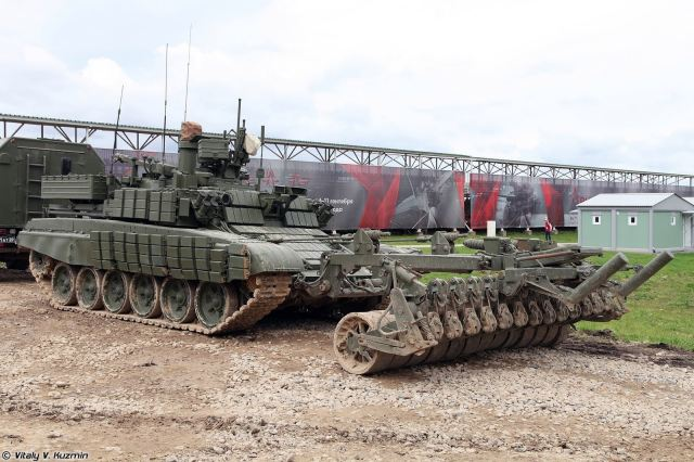 The Uralvagonzavod (UVZ) research-and-manufacturing corporation, a subsidiary of Rostec, has delivered a batch of the newest BMR-3MA heavy mine-clearance vehicles to Russia`s Ministry of Defence (MoD), a representative of the company said.