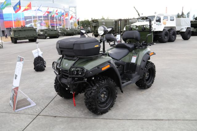 The Arctic versions of the Ural and Kamaz multirole trucks will be shown at the Army 2017 international military and technical forum, the Russian Defense Ministry's press office said.
