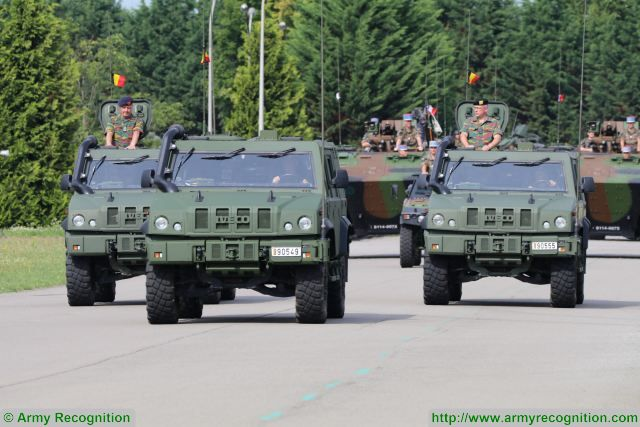 The Belgian Defence Ministry issued yesterday a Request For Information (RFI) for the purchase of new armoured command & liaison vehicles to complement and replace its current fleet of LMV Lynx light tactical vehicles. Tendering shall begin at the beginning of 2018 while the contract is expected to be awarded in the same year and deliveries should start in 2021, the Belgian MoD said.