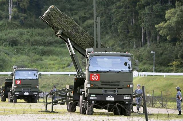 Japan deployed Patriot Advanced Capability-3 (PAC-3) missile interceptors on Saturday in four western prefectures, local media reported.