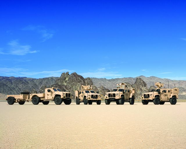 Oshkosh Defense, announced today that the U.S. Army has placed another order for the Joint Light Tactical Vehicle (JLTV) program including 748 vehicles and 2,359 installed and packaged kits. The order valued at more than $195 million, is the fifth order for JLTVs since the contract was awarded in August 2015.