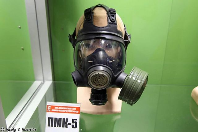 A new gas mask is being designed for the Russian army and will be supplied in the framework of the new state armaments program, head of the radiation, chemical and biological protection force Major-General Igor Kirillov told reporters.