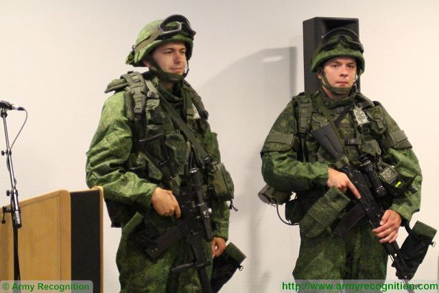 "All servicemen of Russia's Airborne Force will be provided with the Ratnik combat gear before the yearend, Airborne Force Commander Andrei Serdyukov said. ""We are planning to provide all our soldiers and officers with the Ratnik combat system by the end of 2017,"" Serdyukov said in an interview with the Rossiyskaya Gazeta government daily."