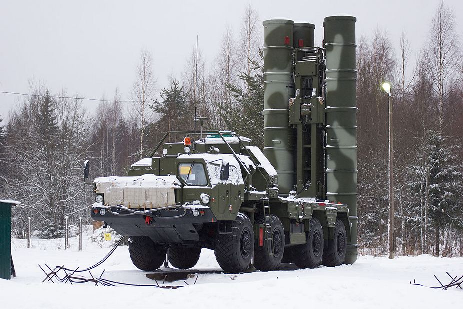 Contract to deliver Russian S 400 missiles to Turkey 2 5 billion dollars 925 001