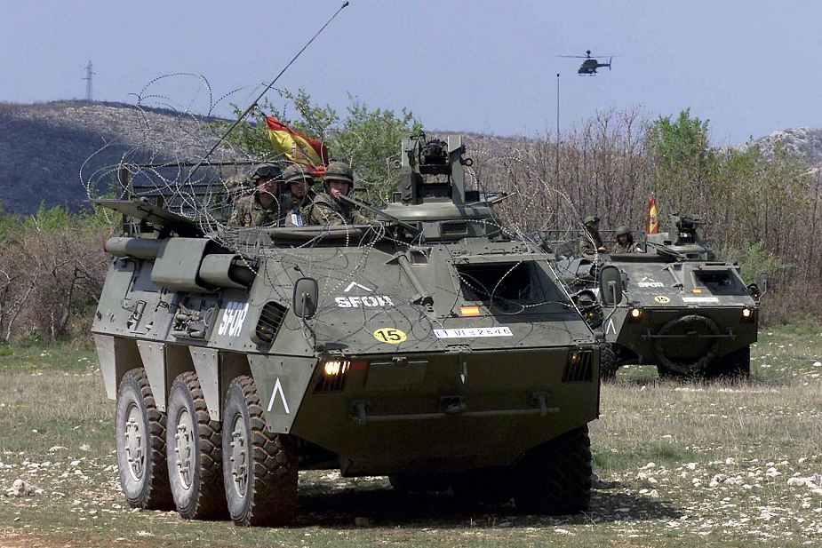 Spain to increase defense budget by more than 80 percent over the next 6 years 925 001
