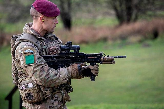 British 2nd Battalion Parachute Regiment to become British Army global rapid reaction force 640 001