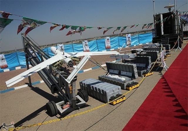 Iran has launched new drone center to conduct different operations for Iranian army 640 001