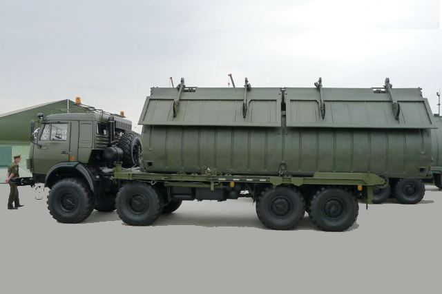 New PMP M mobile pontoon bridge enters in service with Russian army Eastern Military District 640 001