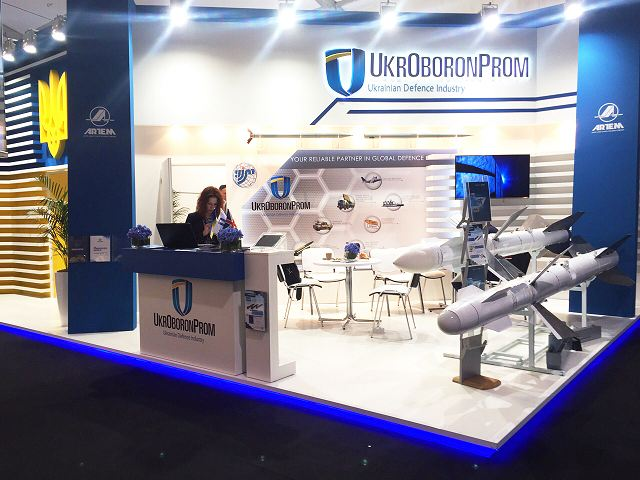 State Company for defense Ukroboronprom of Ukraine plans to open office in Turkey and Poland 640 001