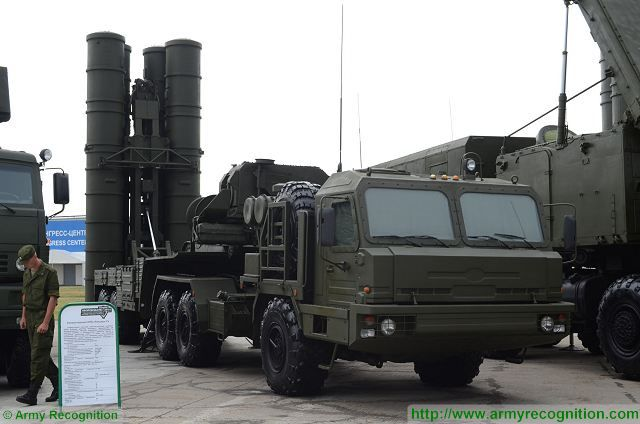 Turkey continues its negotiations with Russia to purchase S 400 air defense missile systems 640 001