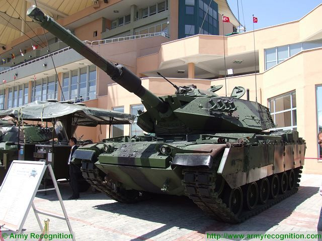 Turkey has launched new request to upgrade Leopard 2A4 and M60A3 main battle tanks 640 001